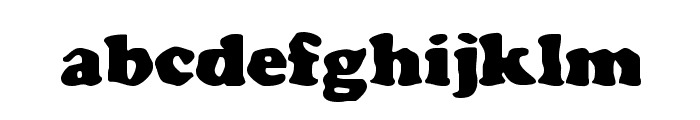 Charlemagne Condensed Font LOWERCASE