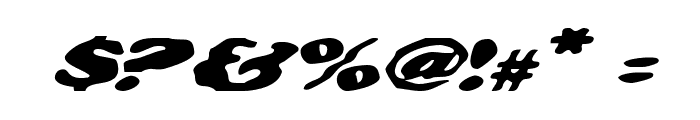 Charlemagne Italic Font OTHER CHARS