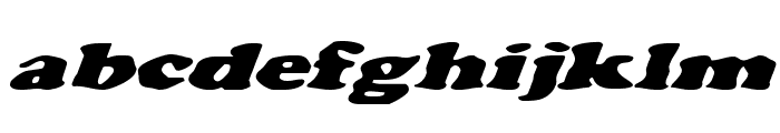 Charlemagne Italic Font LOWERCASE