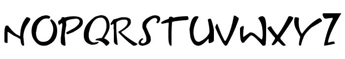 Charlie Font UPPERCASE