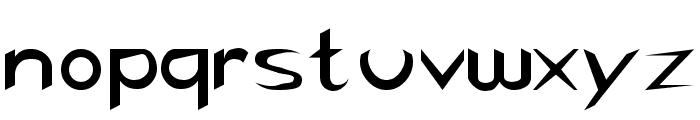 CharlieChan Regular Font LOWERCASE