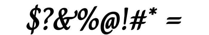 Charm Bold Font OTHER CHARS