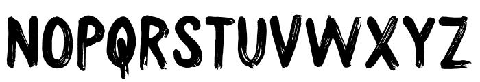 Charmelade DEMO Regular Font UPPERCASE