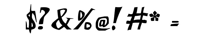 Charon Font OTHER CHARS