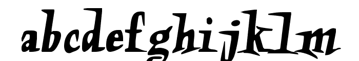 Charon Font LOWERCASE