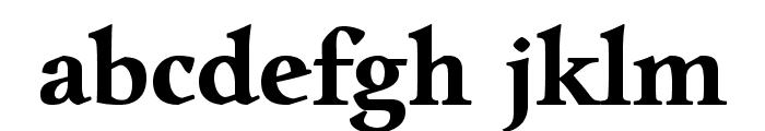 Charpentier Renaissance Pro Demi Font LOWERCASE