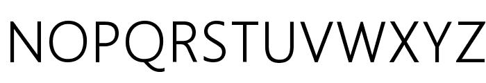 Charukola Unicode Font UPPERCASE