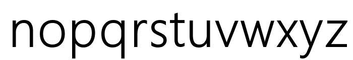 Charukola Unicode Font LOWERCASE