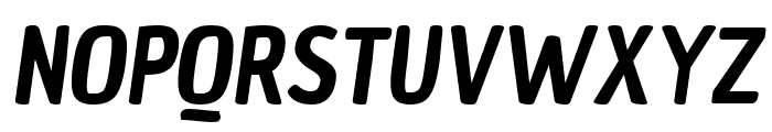 Chau Philomene One Italic Font UPPERCASE