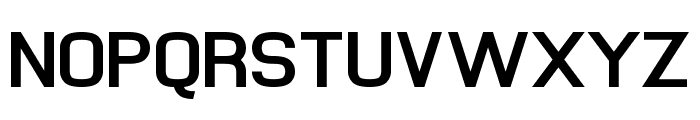 Chavelite Font UPPERCASE
