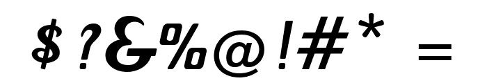 CheGuevara Barry Orange Font OTHER CHARS