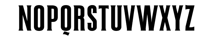 CheGuevara Golden Bold Font UPPERCASE