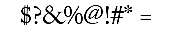 CheGuevara Golden Text Font OTHER CHARS
