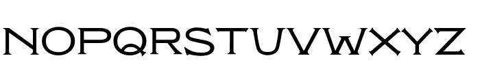 CheGuevara Tittle Regular Font UPPERCASE