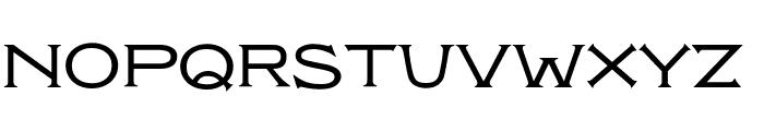 CheGuevara Tittle Regular Font LOWERCASE