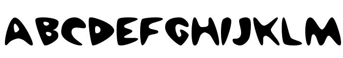 Cheap Motel Font LOWERCASE
