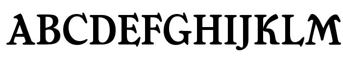 Cheboygan Font UPPERCASE