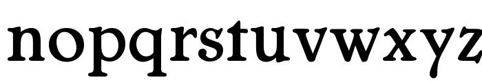 Cheboygan Font LOWERCASE
