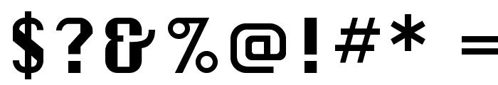 CheckboxFLF Font OTHER CHARS