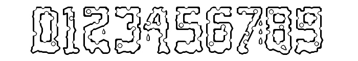 Cheese Fontdue Regular Font OTHER CHARS