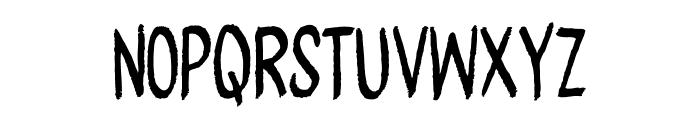 CheesegumDEMO Font UPPERCASE