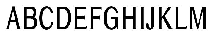 Cheetah Font UPPERCASE