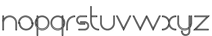 Chempaka Ranting Simpul Font LOWERCASE