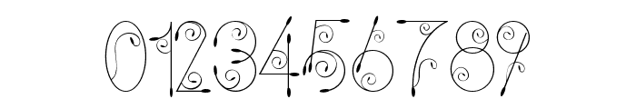 Chempaka Font OTHER CHARS