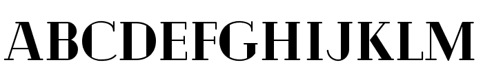Cheque Black Font LOWERCASE