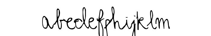 Cher Font Font LOWERCASE