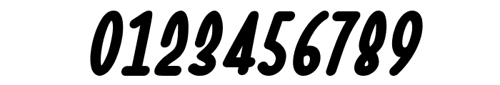 Chesan Bold Italic Font OTHER CHARS
