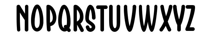 Chesan Font LOWERCASE