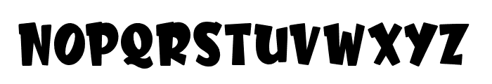 ChesterNetwork Font UPPERCASE