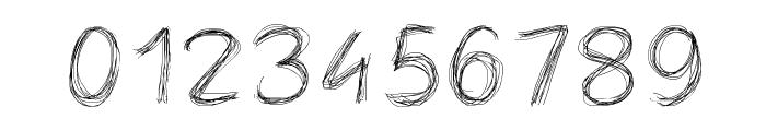 Cheveuxdange Font OTHER CHARS