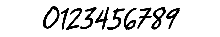 ChewedPenBB-Italic Font OTHER CHARS