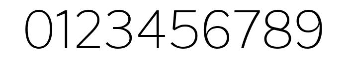 Cheyenne Sans Thin Font OTHER CHARS