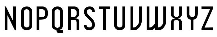 Chica Mono Font UPPERCASE