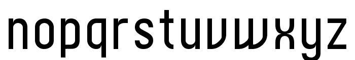 Chica Mono Font LOWERCASE
