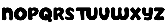 Chiki Font UPPERCASE