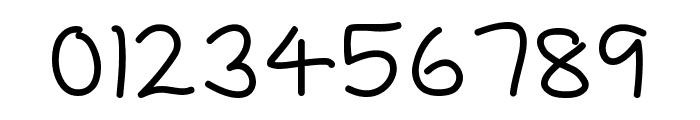 Chilanka Regular Font OTHER CHARS
