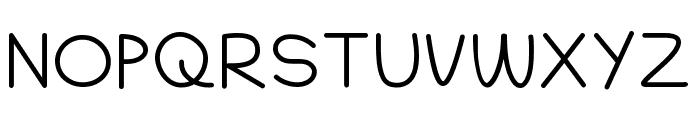 Chilanka Regular Font UPPERCASE