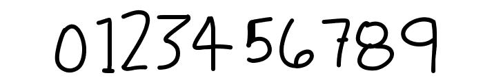 ChildishKid Font OTHER CHARS