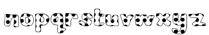 Children in Need Medium Font LOWERCASE