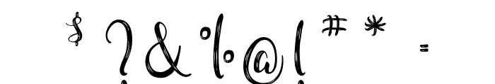 Children of theStarlight Font OTHER CHARS