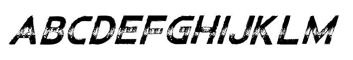 ChildrenAmongLions-Italic Font LOWERCASE