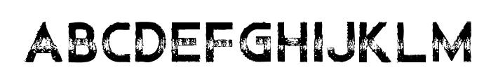 ChildrenAmongLions-Regular Font LOWERCASE