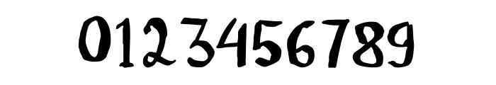 Childrenalien-Regular Font OTHER CHARS