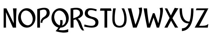 Childs Sans Font UPPERCASE