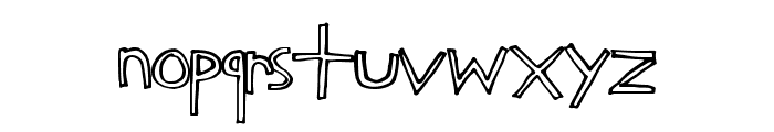 ChildsFuntime Font UPPERCASE