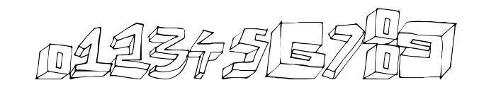 ChildsPerspective Font OTHER CHARS